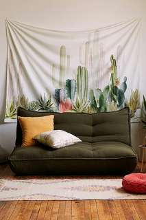 Cactus tapestry - new from Urban Outfitters