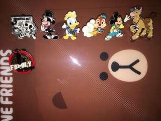 Disney pin (no pin trading )