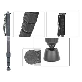 Benro A28T Aluminum Monopod with Twist Lock for Digital Camera - 1 Year Warranty