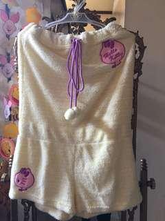 Hello Kiity swim robe/towel wrap