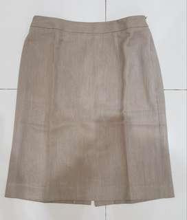 Skirt wrn coklat muda
