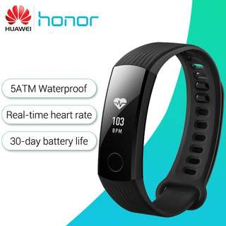 🆕 Huawei honor band 3 (Smart Wristband - Fitness tracker)