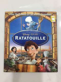 Disney Pixar-RATATOULLE CD
