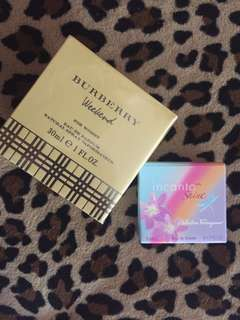 💝AUTHENTIC Burberry Weekend women with Incanto mini