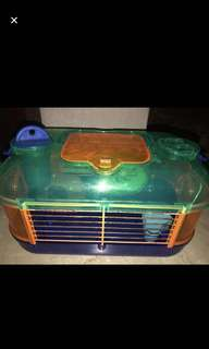 Hamster Cage and some Accessories