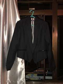 Jacket [with post]