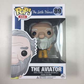 Funko Pop The Little Prince - The Aviator