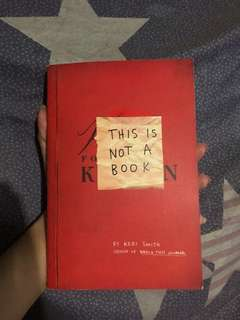 This Is Not A Book by Keri Smith
