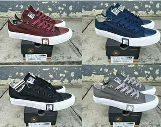 Converse all star underfeated