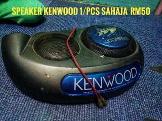 Speaker kenwood