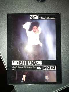 MJ DVD [With post]
