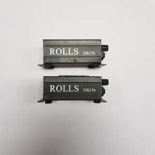 Rolls DI Box