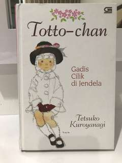 Totto-chan books