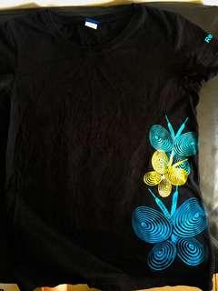 Reebok Black Tshirt