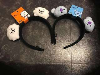 BT21 Hair Band