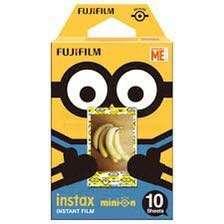 (READY STOCK) Instax Mini Films (Minion)