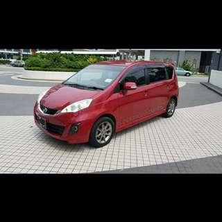 Perodua Alza 1.5 SE (A) Sambung Bayar Bayar / Car Continue Loan