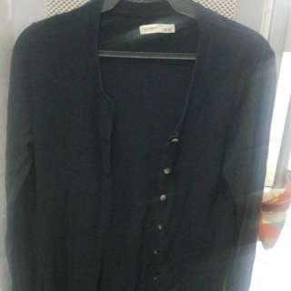 Old Navy Blue Cardigan