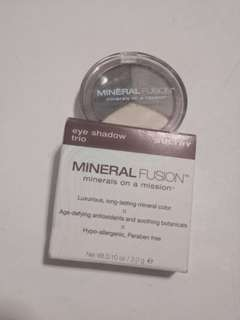 Brand New Mineral Fusion Eye Shadow Trio