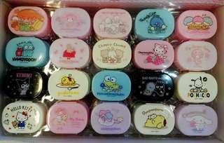 Sanrio Characters 小小膠盒子