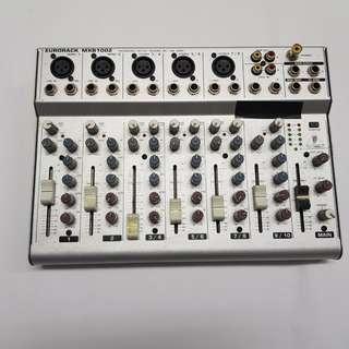 Behringer Eurorack MXB1002 6-Channel Mixer