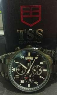全新TSS手錶