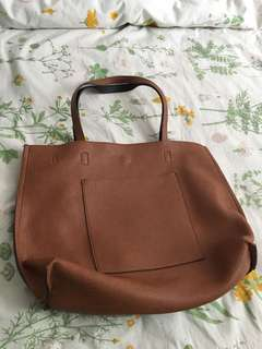 Urban outfitters Faux-Leather tote