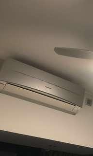 Panasonic 樂聲牌 分體式冷暖氣空調機 split type air conditioner CS-RE9MKA