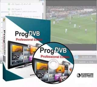 ProgDVB Pro Edition 7.19 Final Full Version