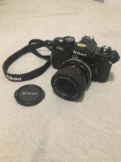 Very new Nikon FM2