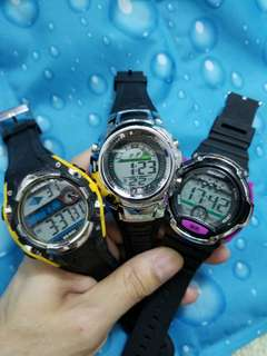 Seabo watch思寶手錶4 colour, light , water resistant