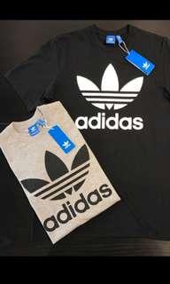 🚚 Adidas logo t