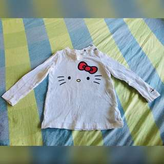 H&M Hello Kitty Longsleeve