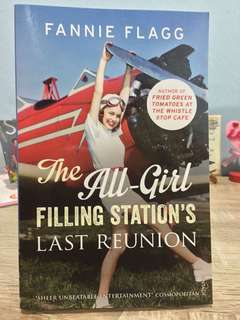 English Novel, the all girl by fannie flagg