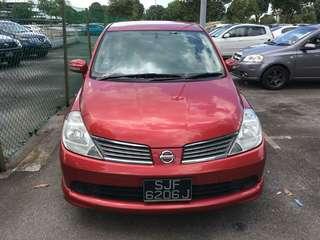 Nissan Latio SG