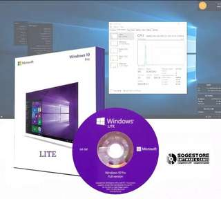 Windows 10 1703 X64 Fast Lite Full version