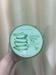 [FREEONG] Nature Republic Aloe Vera Soothing Gel