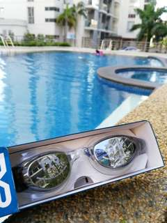 TYR Mirrored Active Goggles