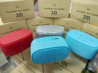 Speaker bluetooth K1