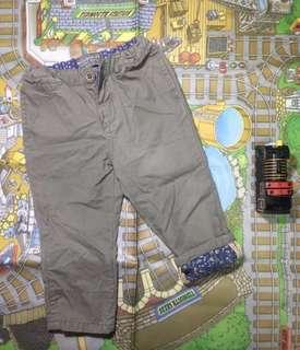 Gingersnap pants