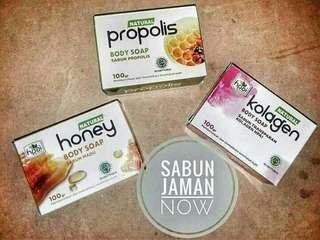 Sabun Herbal Kolagen