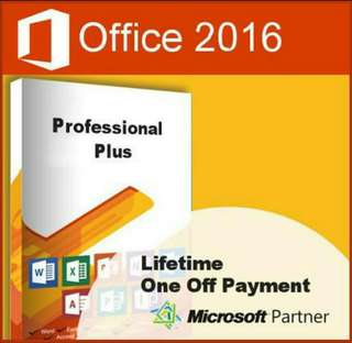 Microsoft Office 2016 for 1 computer