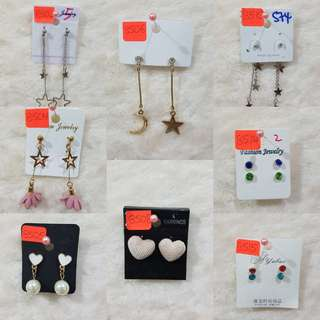 Earrings RM5