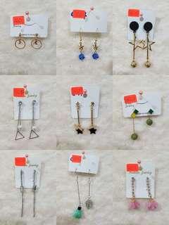 Earrings RM6