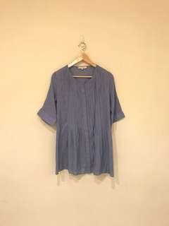 🚚 日本製純棉修身襯衫