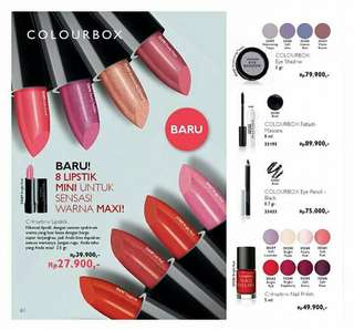 Lipstick by Oriflame