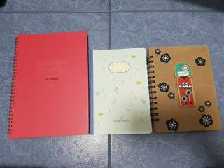 #Blessing Notebooks