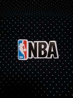 NBA Sticker