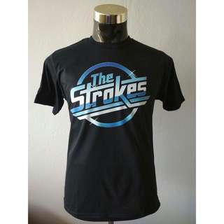 The Strokes Logo Band T-Shirt