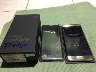 Samsung s7edge 32gb duos water proof.
